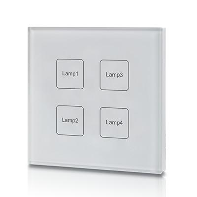 Touch Control DALI Master Dimmer Switch