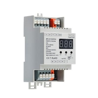 Din Rail Mounted DMX512 Decoder - Click for more info
