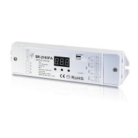 Constant Voltage DMX512 Decoder (5A) - Click for more info