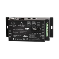 5 Channel Constant Current DMX512 Decoder - Click for more info