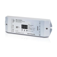 5 Channel Constant Voltage DMX512 Decoder - Click for more info