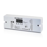 Constant Voltage 5 Channel DMX512 & RDM Controller - Click for more info