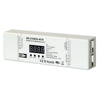 Constant Voltage 4 Channel Real 16 Bit DMX512 & RDM Controller - Click for more info