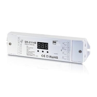 Constant Current DMX512 Decoder - Click for more info